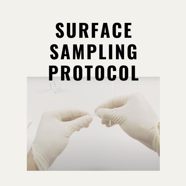 SASEA Surface Sampling Protocol