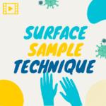 SASEA Surface Sampling Technique Video